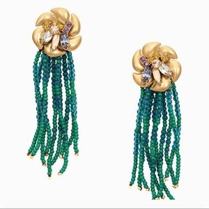 Stella & Dot Lilian Fringe Earrings
